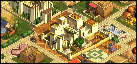 ancient city building games online free