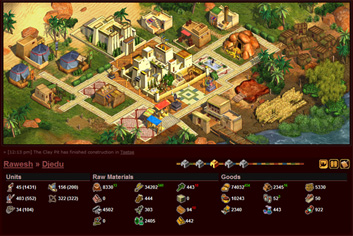 Immortal Cities Nile Online Ancient Egyptian Browser